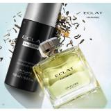 Cumpara ieftin Apa de toaleta Eclat Homme Oriflame + deodorant, 75 ml