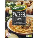 Supa Crema de Ceapa Instant Bio 40 grame Dennree Cod: 605046