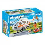 Set Playmobil City Life Rescue - Elicopter de salvare