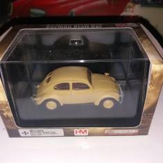 Macheta Volkswagen German Staff Car - Minsk - 1944 - Hobby Master scara 1:43