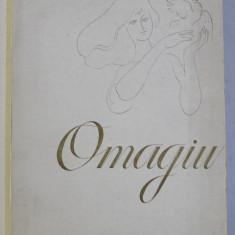 DIN CREATIA POETILOR PROFESIONISTI - OMAGIU TOVARASEI ELENA CEAUSESCU , 1980