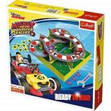 Joc de societate Mickey Mouse si Roadster Revers 01609 Trefl