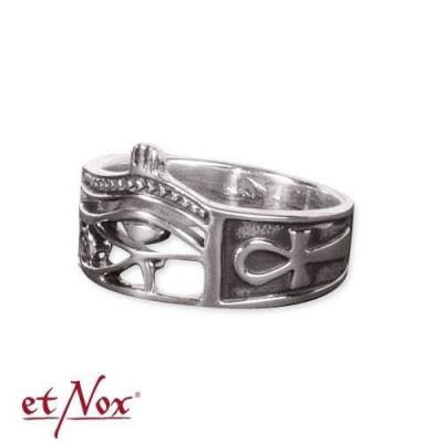 Inel argint Ochiul lui Horus R893 foto