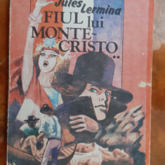 Fiul lui Monte Cristo- Jules Lermina