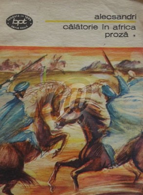 Calatorie in Africa, vol. I (Ed. Minerva) foto