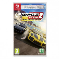 Gear Club Unlimited 2 Porsche Edition Nintendo Switch