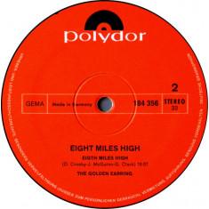 VINIL The Golden Earring – Eight Miles High  ( G+ )