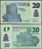 = NIGERIA - 20 NAIRA - 2018 – POLYMER - UNC   =