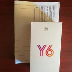 Huawei Y6 2018 negru, 16GB, Vodafone