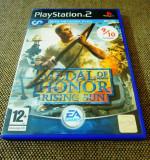 Medal of Honor Rising Sun, PS 2, original, alte sute de titluri