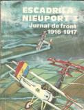 Escadrila Nieuport 3 - Jurnal de front 1916-1917