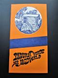 Brosura veche despre Padurea Verde din Timisoara - probabil 1978-79