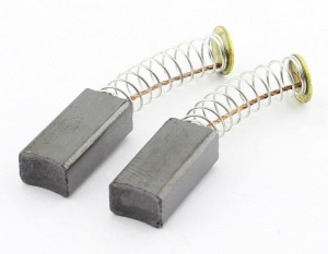 Set 2 perii colectoare 12x6x4mm - 118003