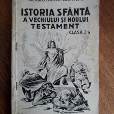 Istoria sfanta a vechiului si noului testament / R4P2F