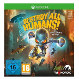 Destroy All Humans Dna Collector S Edition Xbox One