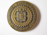 Medalie Automobil Clubul Portughez 25 ani 1976, Europa
