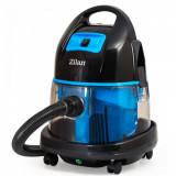Aspirator cu filtrare prin apa si uscata ZILAN ZLN-8945, 2000W, 8 litri, Albastru / Negru