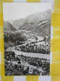 Caciulata - Valea Oltului  - vedere circulata 1967