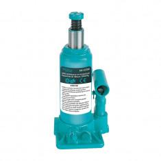 Cric hidraulic Detoolz, maxim 2 tone, tip butelie