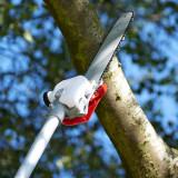 Cumpara ieftin Accesoriu motocoasa cu lama lant tip drujba - pentru taiat pomi, crengi - 28 mm 9 caneluri