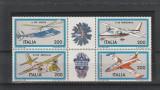 Aviatie ,embleme ,1981 ,Italia.