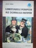 Uimitoarele peripetii ale domnului Antifer- Jules Verne