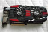 Placa video ASUS Radeon R9 270X DirectCU II Top 2GB GDDR5 256-bit