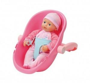SET SCOICA SI BEBELUS-MY LITTLE BABY BORN