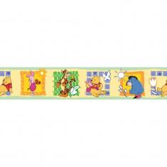 Bordura autoadeziva perete 5m Winnie The Pooh RO42220 Children SafetyCare