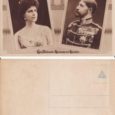 Casa Regala - Regina  Maria, Regele Ferdinand