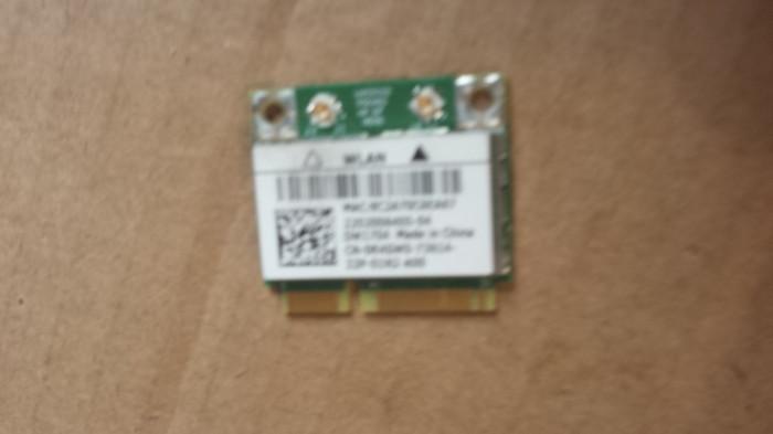 placa wireless DW1704 Dell Vostro 3360 3560 2520 1550 Inspiron 5520 7720 0r4gw0