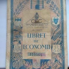 Libret regalist CEC 1932 Pictor Constantin Isachie Popescu (1888 - 1967)