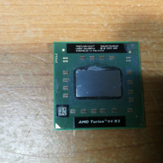 CPU Laptop AMD Turion 64 X2 TL-50, TMDTL50HAX4CT 1.6 GHz, socket S1 (S1g1)