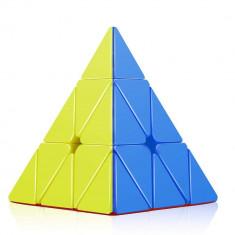 Cub Rubik 3x3x3 HeShu Pyraminx Stickerless , 74CUB