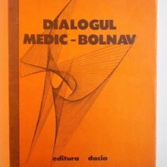 DIALOGUL MEDIC - BOLNAV de VIRGIL ENATESCU, 1981
