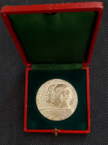 Medalie 1933 Ziarul Universul - Stelian Popescu - L. Cazzavillan