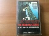 the rolling stones big hits high tide and green grass caseta audio muzica rock