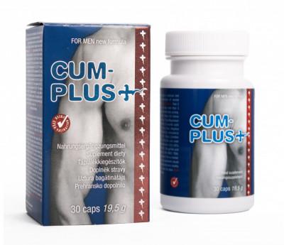 Cum Plus, supliment marire volum sperma 30 capsule foto