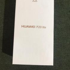 HUAWEI P20 LITE 64 GB CUTIE DUAL SIM NEVERLOCK, Negru, Neblocat