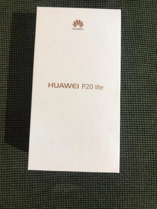 HUAWEI P20 LITE 64 GB CUTIE DUAL SIM NEVERLOCK