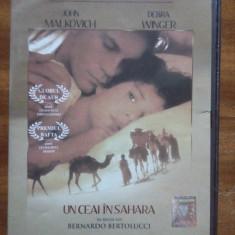 Un ceai in Sahara - Sheltering Sky, Bernardo Bertolucci, John Malkovich