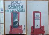 Fanus Neagu , Scaunul singuratatii , 1987 , autograf catre familia Vulpescu
