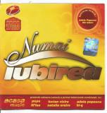 A(02) CD -Numai Iubirea , original,