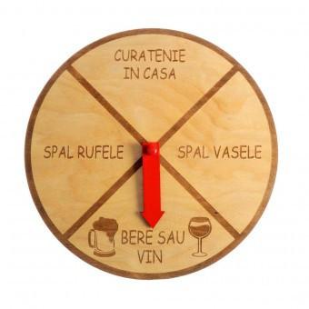 Ruleta Chore Wheel Drink