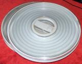 2 cutii benzi magnetice calculator, vintage