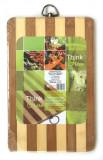 Tocator bambus 30x20x1,8cm MN014362 ZEBRA Raki