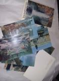 lot 13 carti postale VECHI necirculate RUSESTI,Tp.GRATUIT