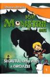 Toti monstrii mei. Vol.1: Secretul din casa verde a groazei - Thomas Brezina