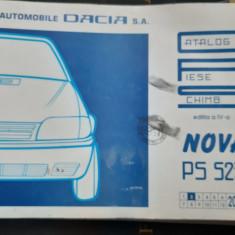 CATALOG PIESE DE SCHIMB DACIA NOVA PS 523