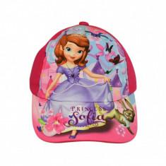 """Sapca Disney pentru fete """"Princess Sofia"""" - Siclam"""